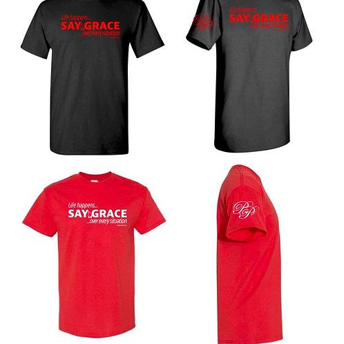 Say Grace T-shirt