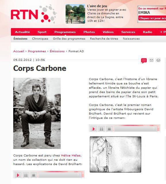 Format A3, RTN, 9 février 2012