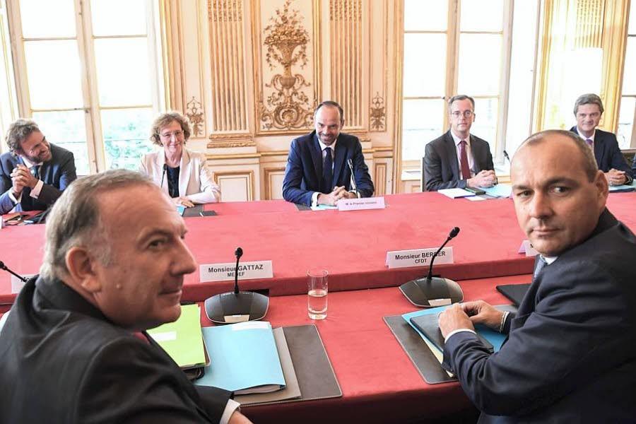 Réforme du code du travail, Loi Macron, Loi Pénicaud, loi travail