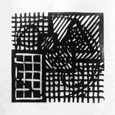 Brainstorm Linocut