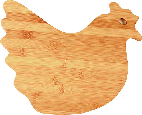 Animal Bamboo Cutting Board