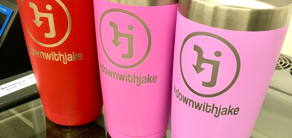 #downwithjake, custom, personalize mug