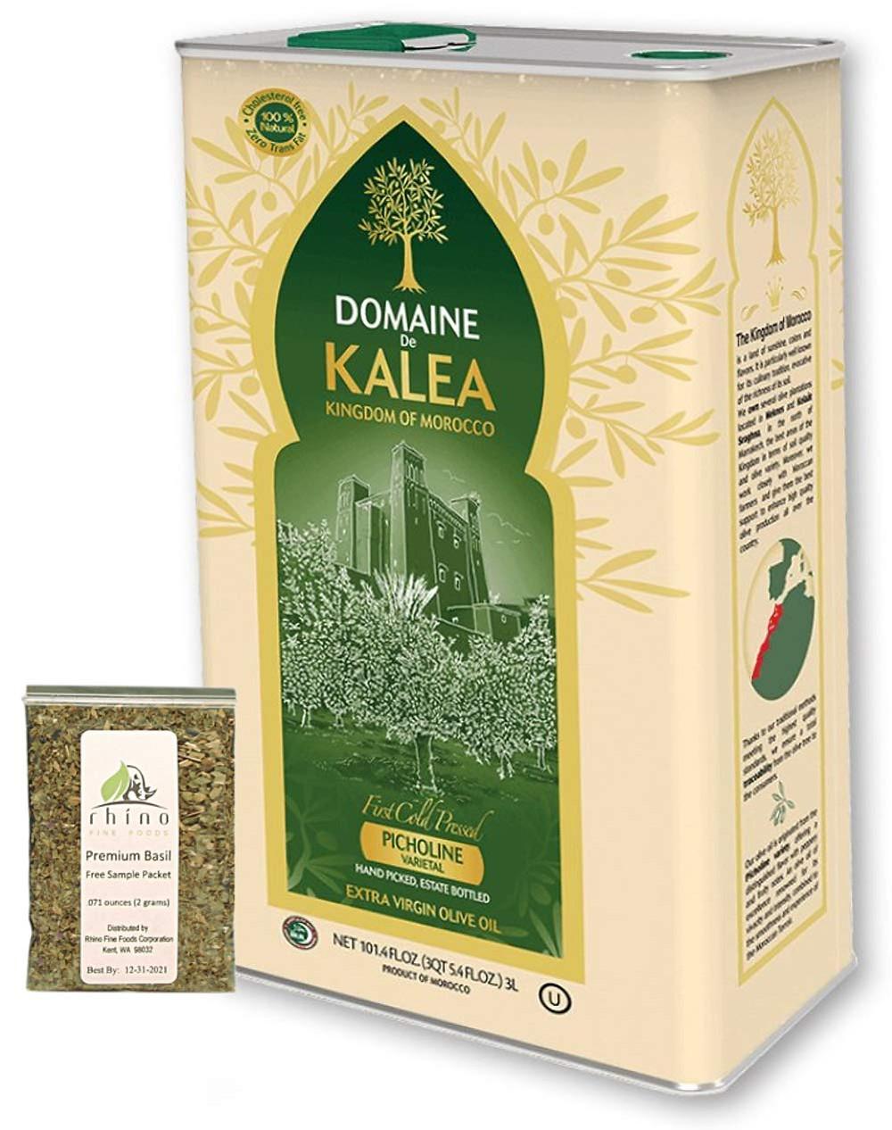 Domaine de Kalea Extra Virgin Olive Oil