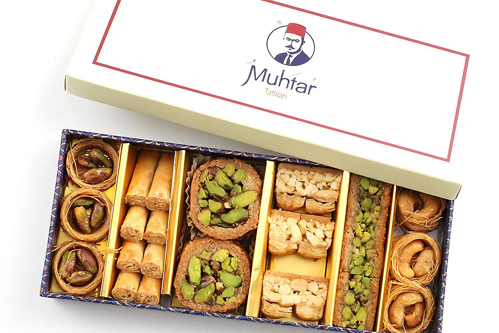 Muhtar Baklava Assortment
