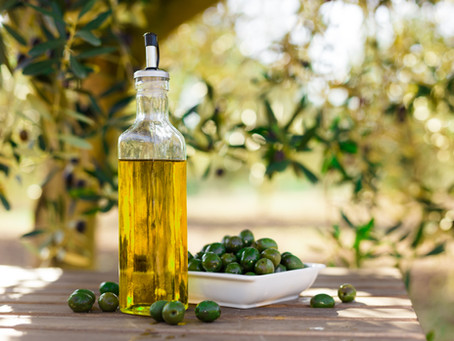 Best Artisan Lebanese Olive Oil Brands by Zougheib & Oleavanti  Groves