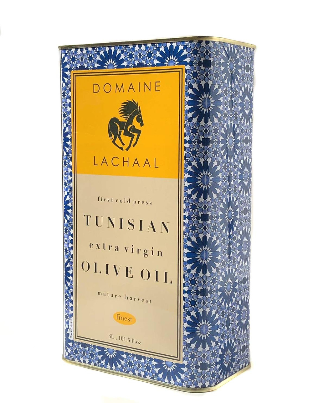 Domaine Lachaal Extra Virgin Olive Oil