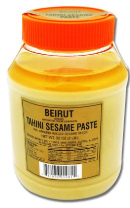 Beirut Tahini Sesame Paste