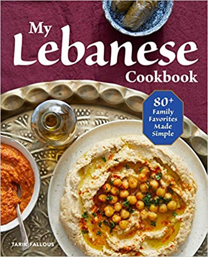 My Lebanese Cookbook