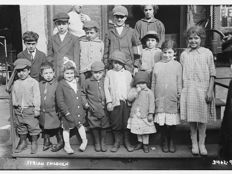 Little Syria: The History of Arab Immigration to Boston