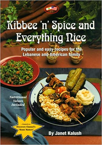 Kibbee 'n' Spice and Everything Nice