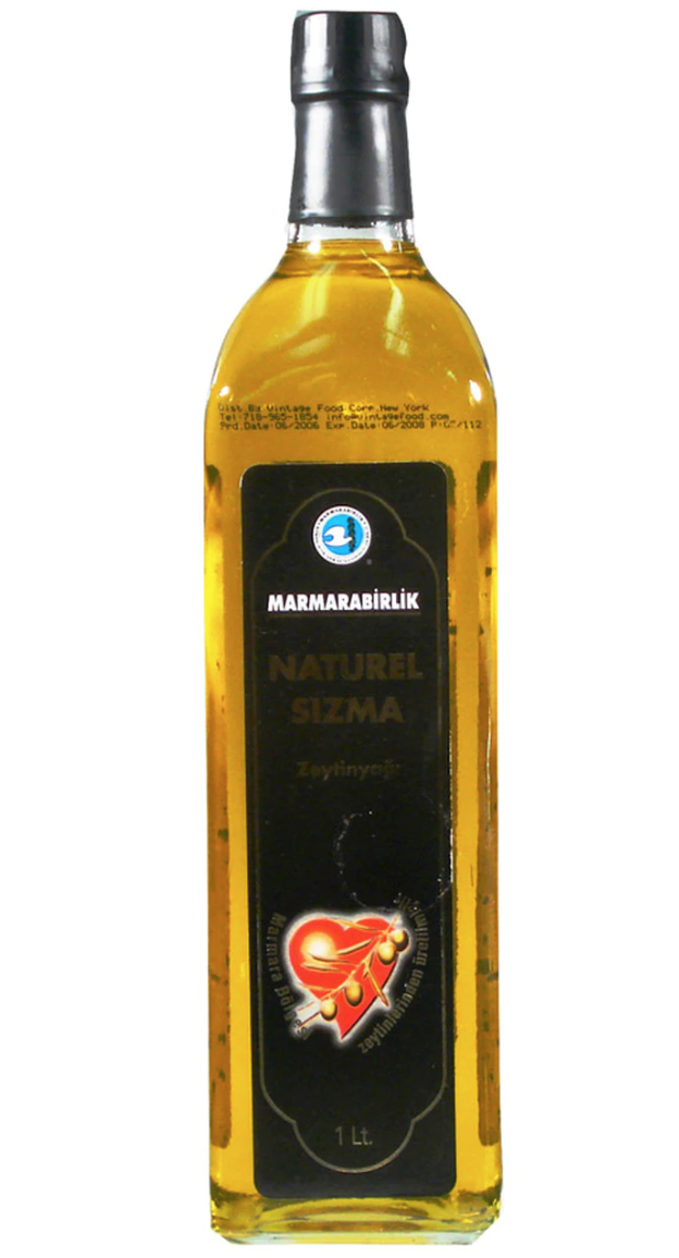Marmarabirlik Sizma Olive Oil
