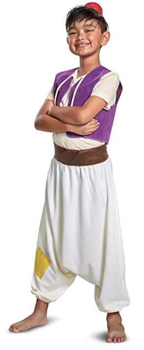 Best Aladin Costume