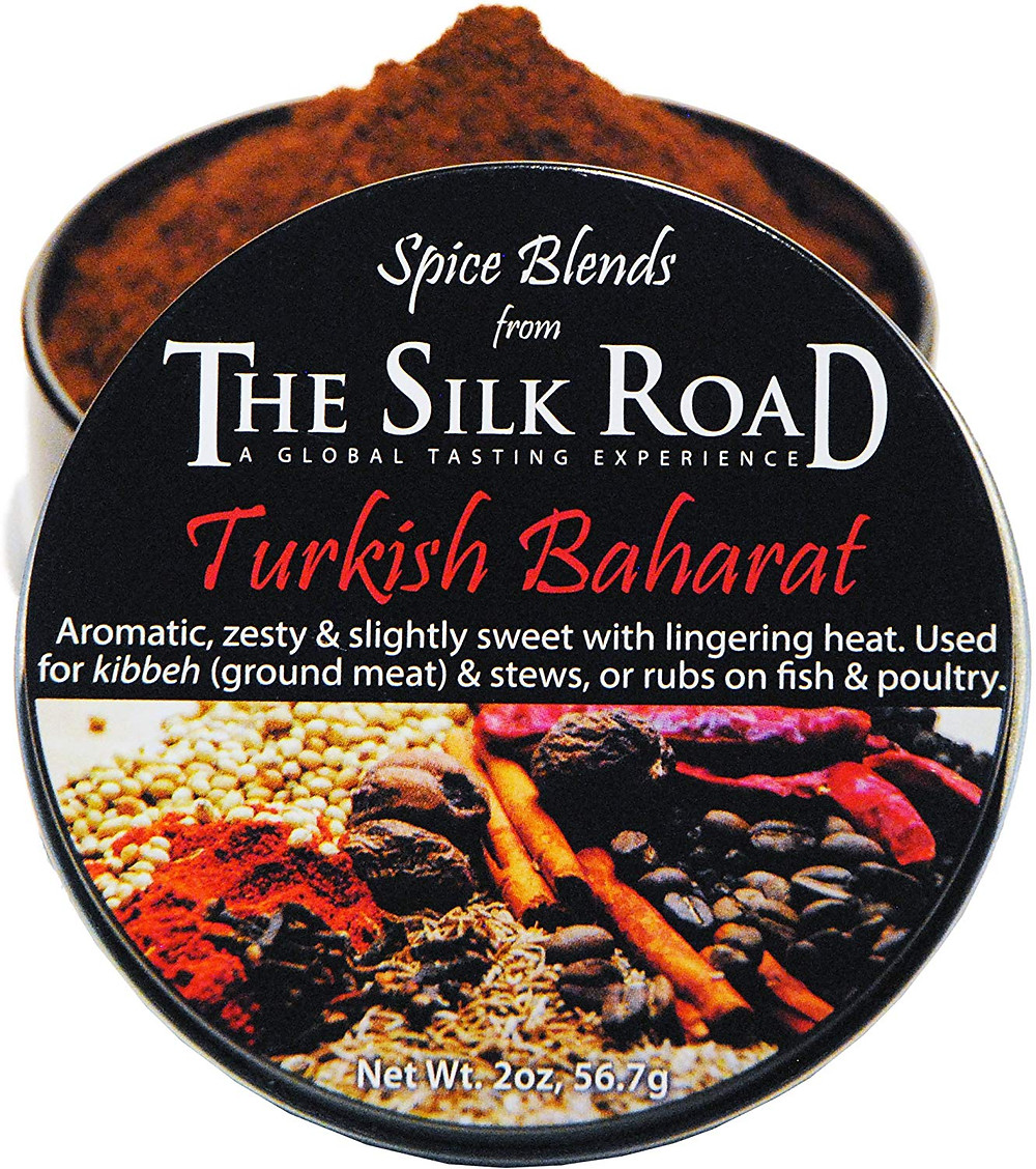 Silk Road Seven Spices