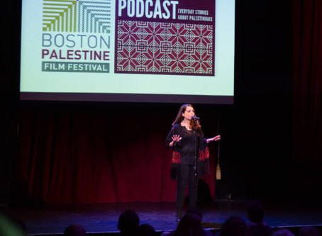 This Weekend: Palestinians, Live!