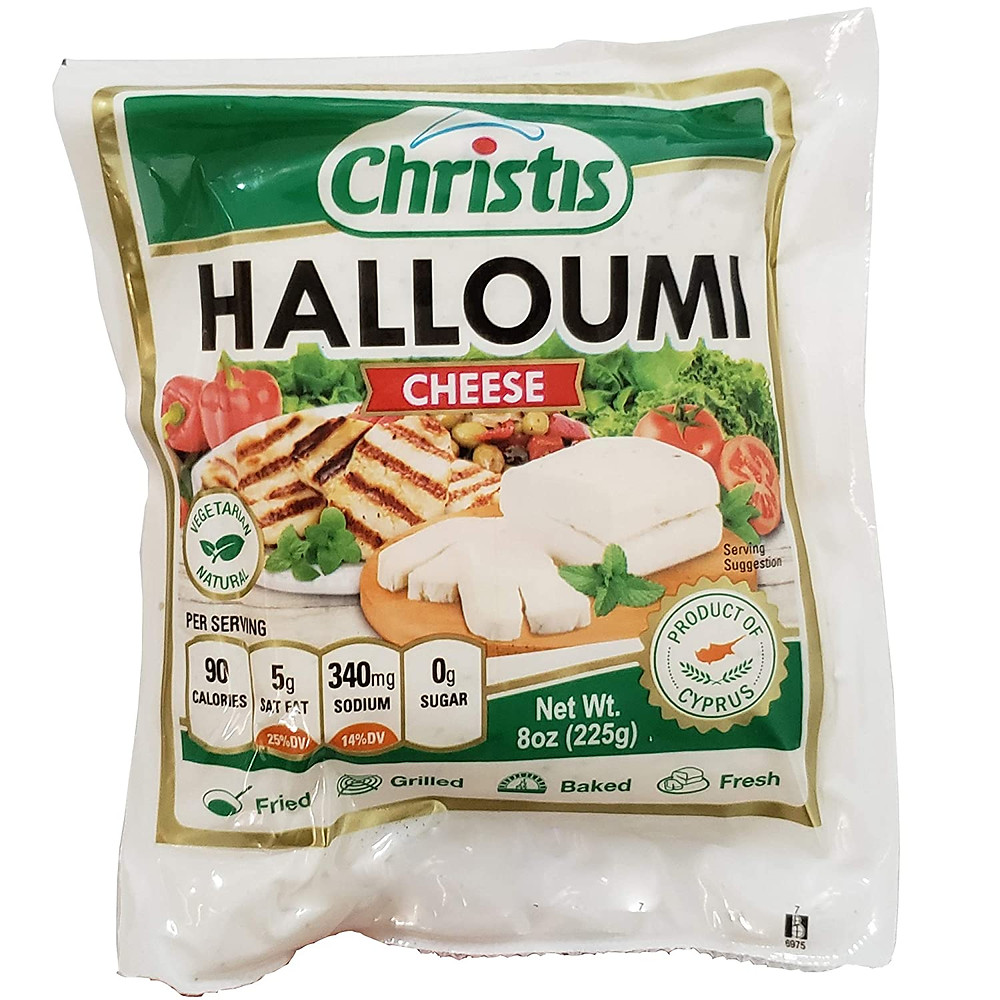 Christis Halloumi Cheese