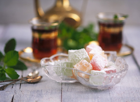 What Are Turkish Delights?
