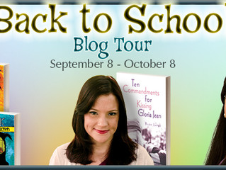 Back to School Blog Tour!