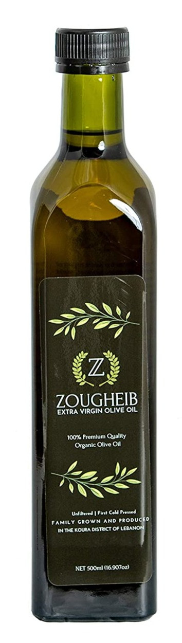 Zougheib Extra Virgin Olive Oil 500ml