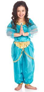 Best Arabian Princess Costume