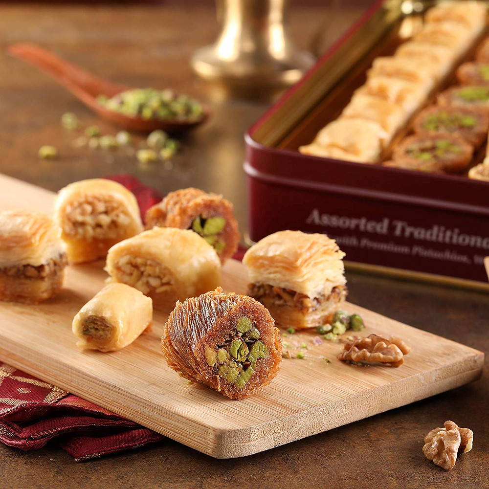 Zalatimo Baklava Assortments