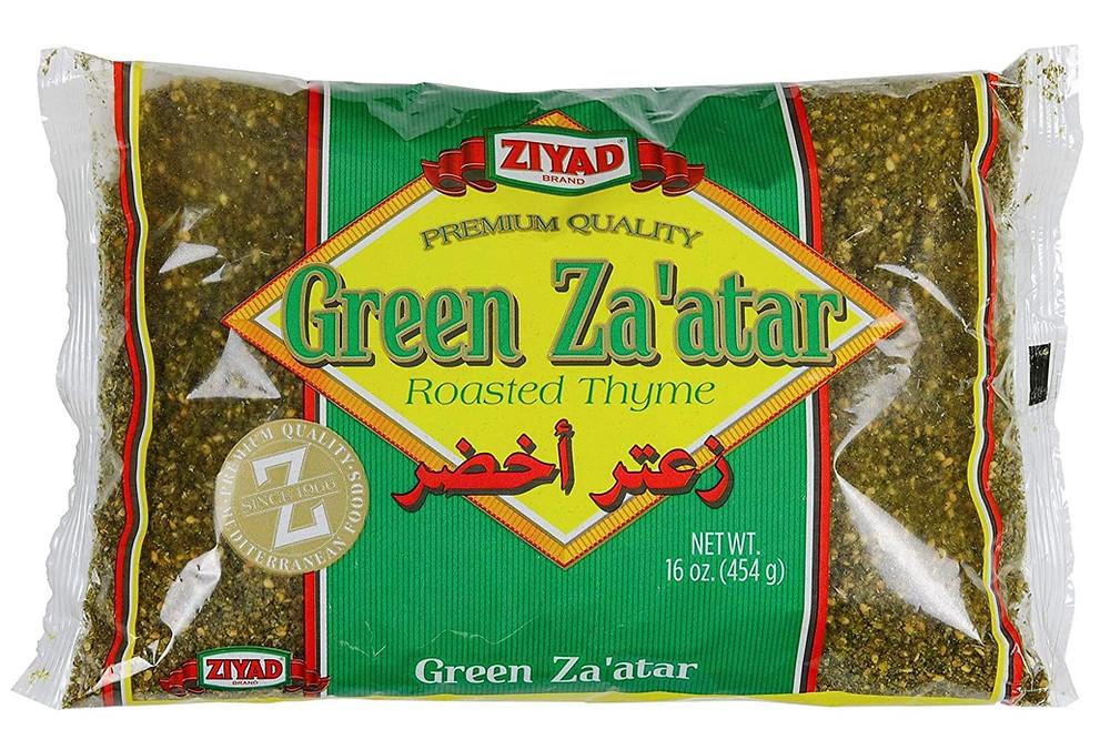 Ziyad Premium Green Zaatar 16oz