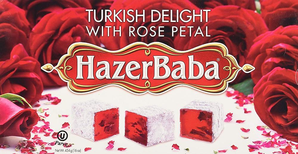 HazerBaba Turkish Delights
