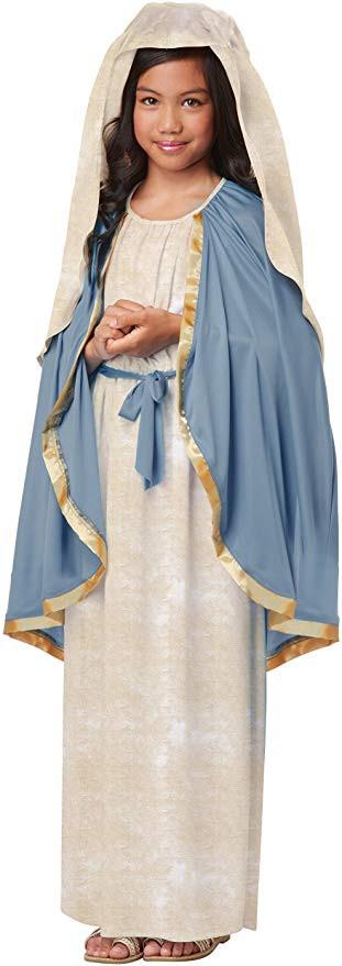 Best Saint Mary Costume
