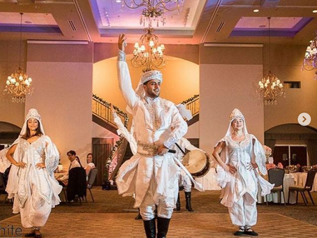 Hire a Traditional Middle Eastern Zaffa & Dabke Group For Your Wedding or Next Event!