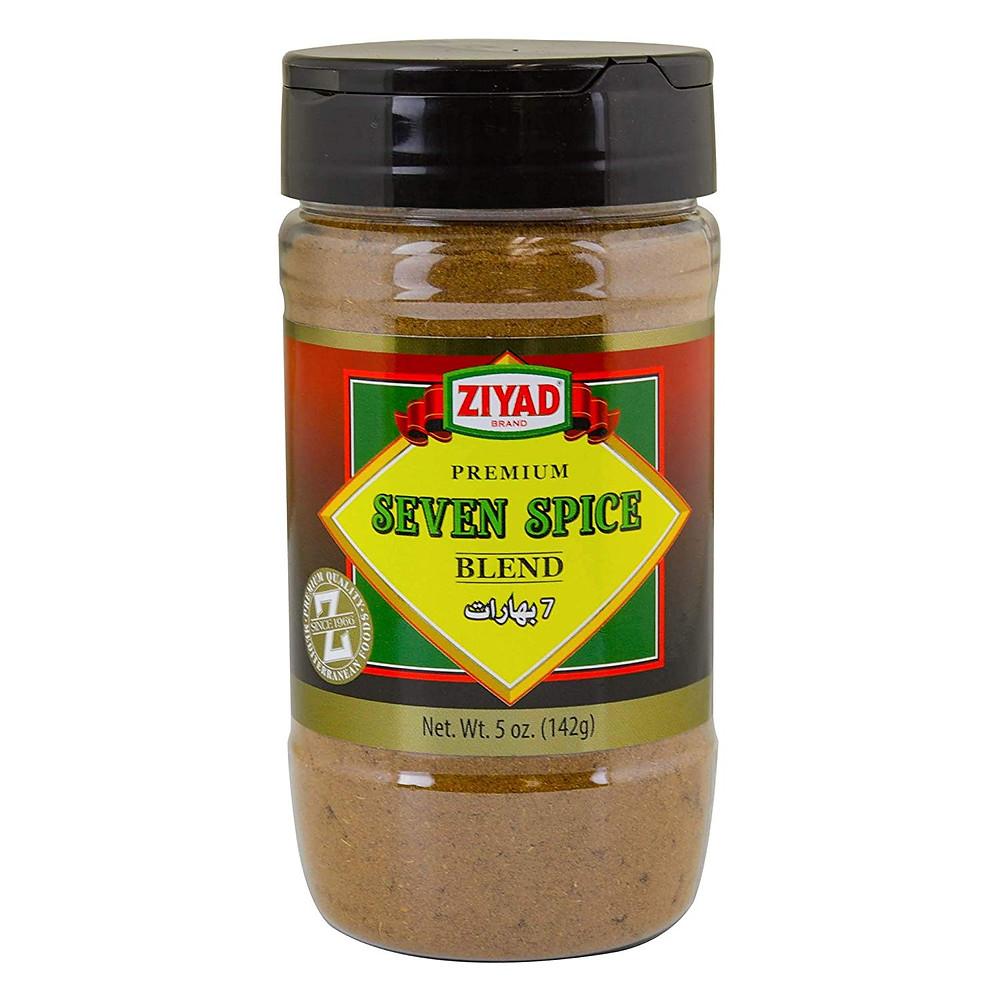 Ziad Seven Spice Premium Blend