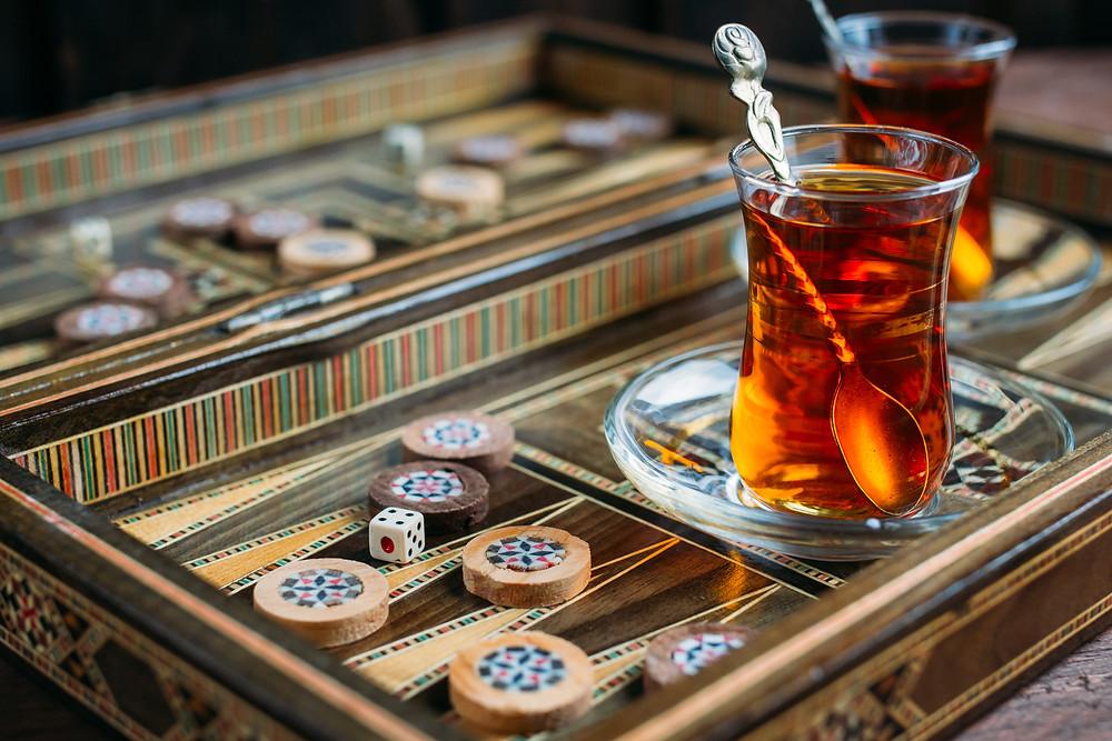 Turkish Backgammon Sets