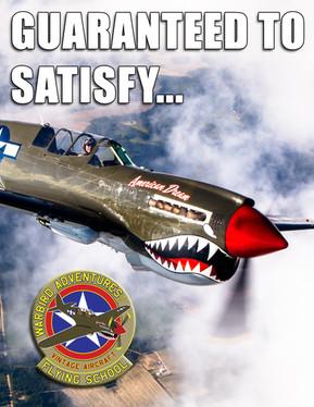 Warbird Meme : Guaranteed to satisfy