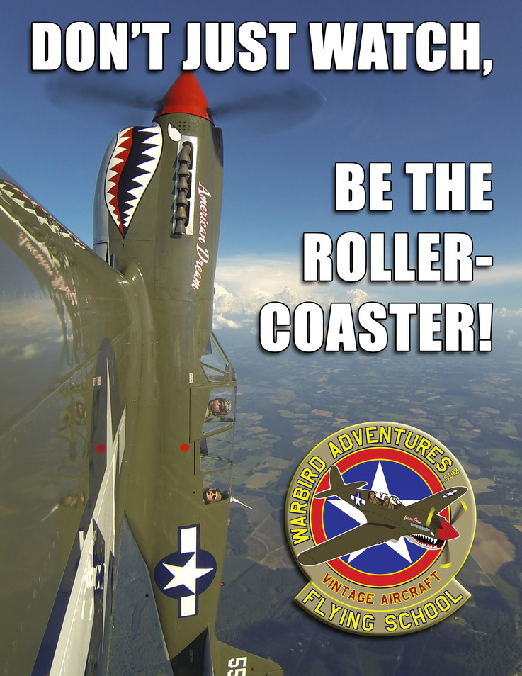 Warbird Meme : Be the roller-coaster!