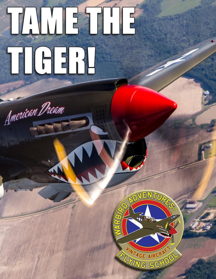 Warbird Meme : Tame the tiger