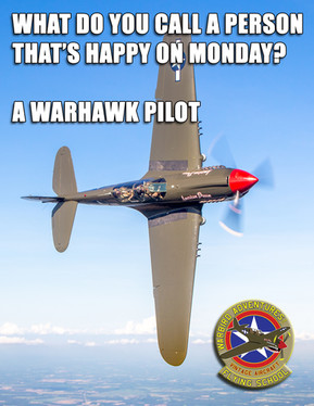 Warbird Meme : Case of the Mondays