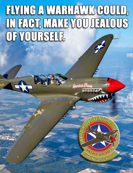 Warbird Meme : Jealous of yourself