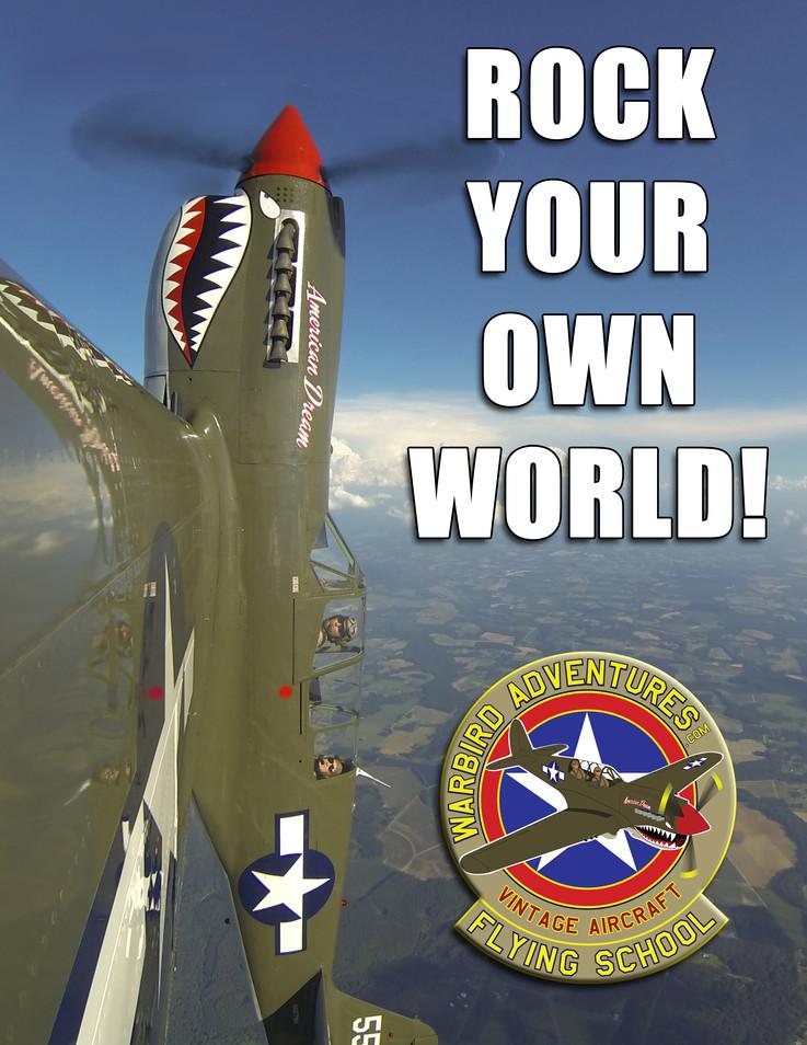 Warbird Meme : Rock your world!