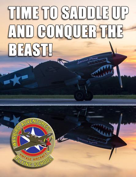 Warbird Meme : Saddle up and conquer