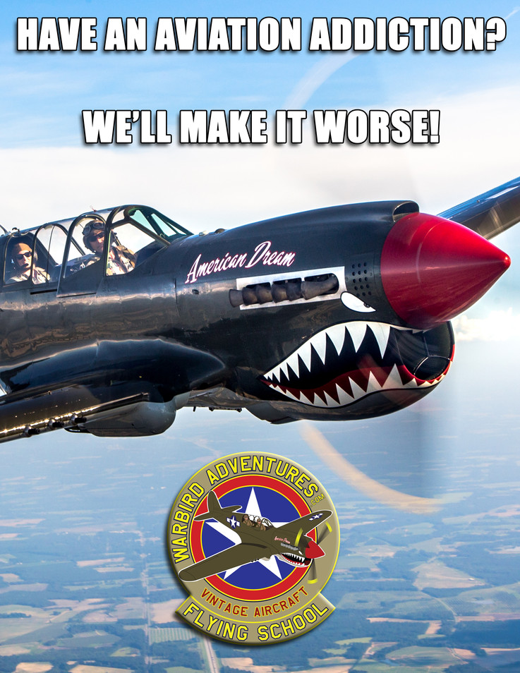 Warbird Meme : Aviation Addiction