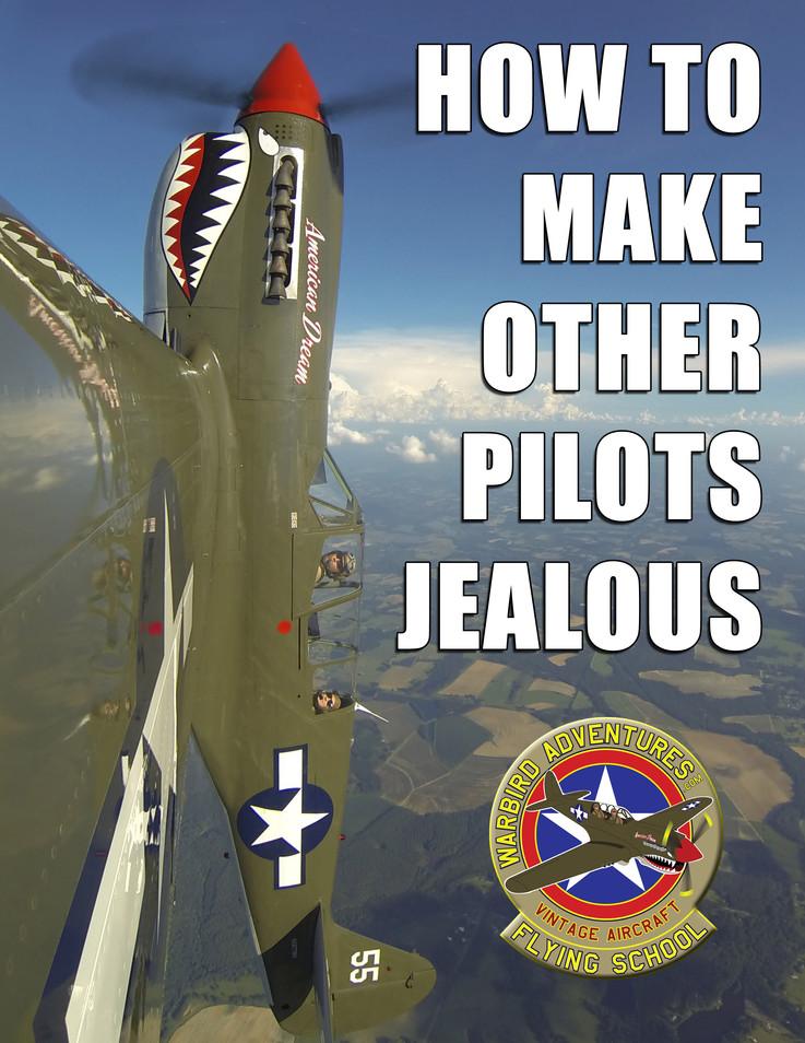 Warbird Meme : Jealous Pilots