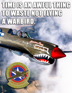 Warbird Meme : Time's a wasting
