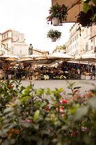 סיור קולינרי ברומא  - שוק קאמפו דה פיורי.j