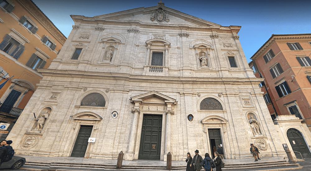 סיור חינם ברומא - כנסיית סן לואיג'י דיי פראמצ'זי ברומא