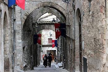נרני אומבריה איטליה - טיול כוכב באומבריה