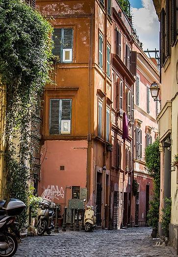 סיורים ברומא - טרסטברה