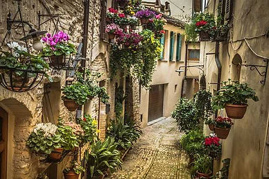 אומבריה איטליה - טיול באומבריה