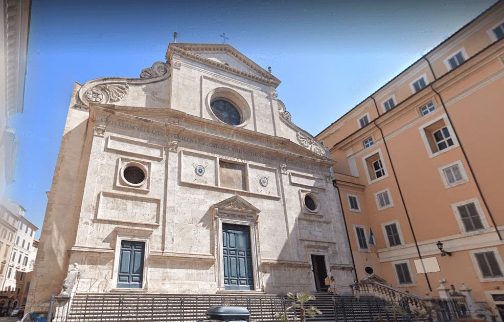 סיור חינם ברומא - -נסיית סנט אגוסטינו  ברומא