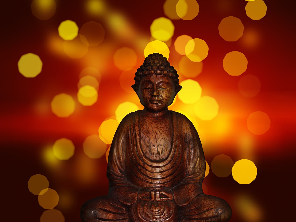 """""""No matter how hard the past, you can always begin again."""" -Buddha"""