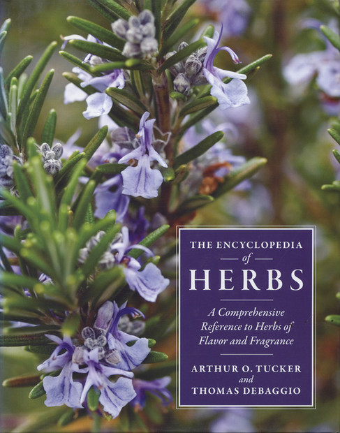 The Encyclopedia of Herbs - A Comprehensive Reference to Herbs of Flavor and Fragrance