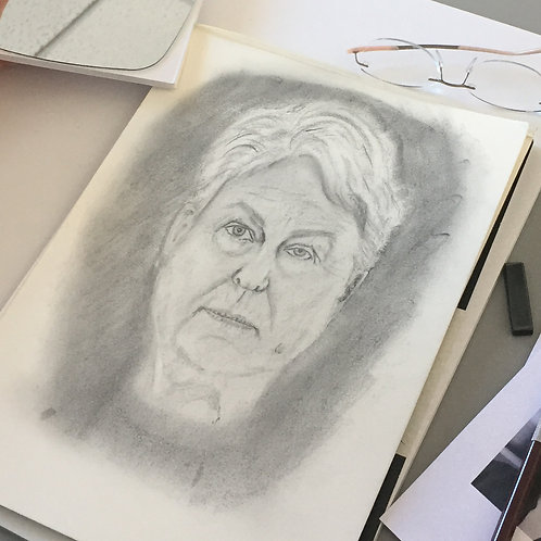 THE BASICS & BEYOND: FACE IT (Portraits)  •  2/25 & 26, 2021