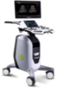 Ecógrafo Vinno E30 sistemas de radiologia digital por radio frecuencia